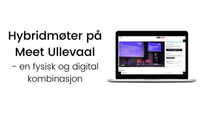 Meet Ullevaal -studio
