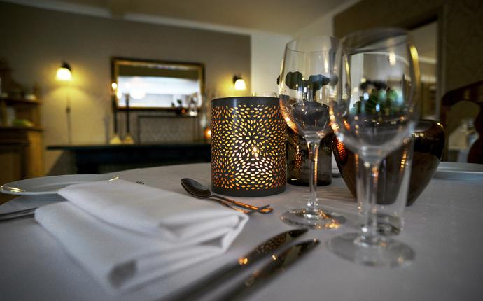 Lampeland Hotell - Restaurant