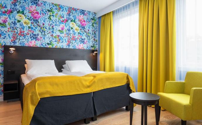 Thon Hotel Moldefjord - Standard dobbeltrom