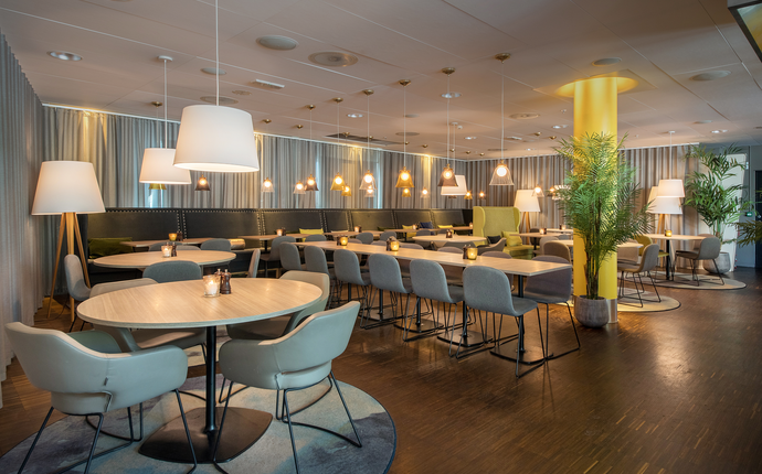 Scandic Stavanger Forus - Restaurant