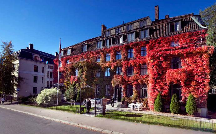Clarion Collection Hotel Gabelshus - Fasade