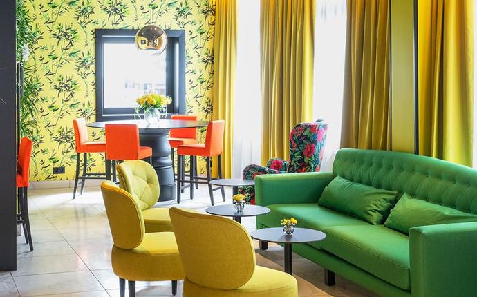 Thon Hotel Moldefjord - Lobby