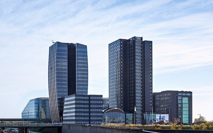Crowne Plaza Copenhagen Towers - Velkommen til Crowne Plaza Copenhagen Towers