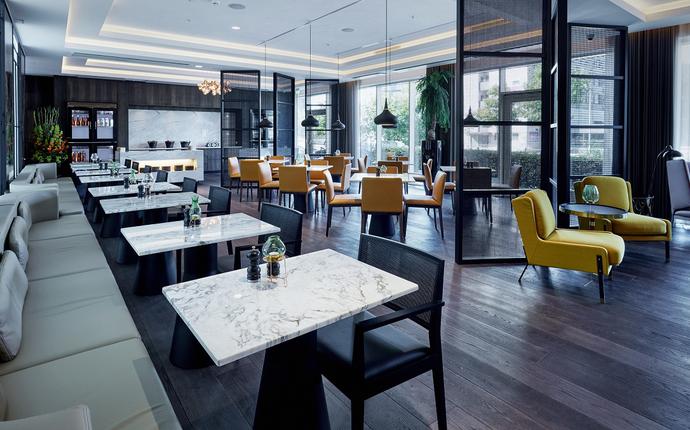 Copenhagen Marriott Hotel - Vores Executive Lounge er det perfekte sted til både arbejde og afslapning.