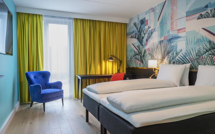 Thon Hotel Storo - Standard rom twin